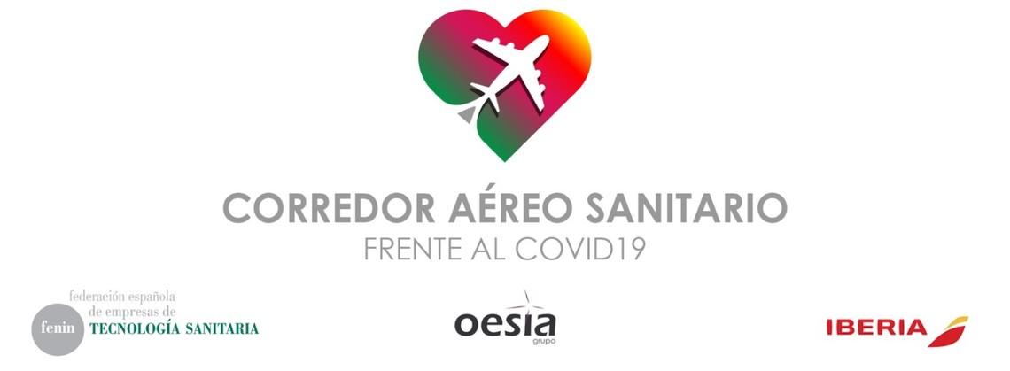 El Corredor Aéreo Sanitario dota a España de 57 millones de equipos de protección en sus 20 primeras operaciones
