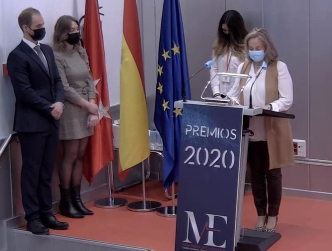 Fenin recibe el Premio de Honor de la Revista New Medical Economics